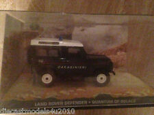 JAMES BOND COLLECTION - LAND ROVER DEFENDER - QUANTUM OF SOLACE