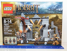 The Hobbit Lego - 79011 - Dol Guldur Ambush - 217 pc set - Age 8-14 yrs
