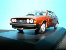 VW Scirocco in Bronze metallic 1974 a Maxichamp New issue 1:43RD.MINICHAMP .