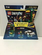 LEGO Dimensions level pack 71235 Midway Arcade Nuovo & Ovp disponibili immediatamente