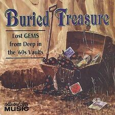 Buried Treasure: Lost Gems from Deep in the '60s Vaults by Various Artists (CD,