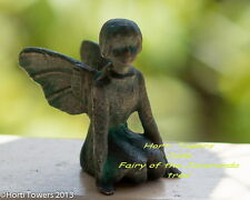 The Iron Fairies Fairy JADE in TINNED Packaging +2x FREE Peruvian Finger Puppets