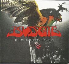 MCA Albums 1973-1975 * by Budgie (Metal) (3 CD, Jun-2015, UMC)