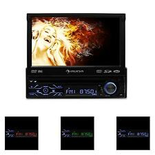 AUTORADIO LETTORE MULTIMEDIALE CD DVD USB SD BLUETOOTH SCHERMO TOUCHSCREEN 18CM