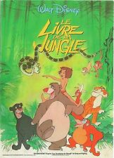 CPM - Disney  Le Livre de la jungle - Postcard