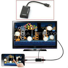 Micro USB Male to HDMI MHL Female Video Adapter Cable For CellPhone Smart Phone