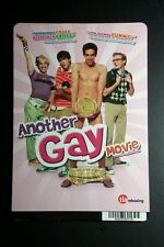 ANOTHER GAY MOVIE MINI POSTER BACKER CARD (NOT A movie)