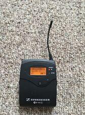 Sennheiser sk100 g3 Trasmettitore Wireless ch70 Uk Legale