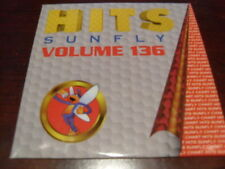 SUNFLY HITS KARAOKE  DISC SF136 VOLUME 136 CD+G SEALED 16 TRACKS