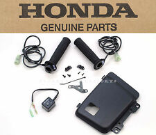 New Genuine Honda Heated Grips GL1800 F6B Hand Heat Rubber Warmer Unit OEM #O88