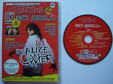 ROCK GUERILLA TV DVD VOL. 20 _ Alice Cooper _ Machine Head _ Iced Earth _ D-A-D