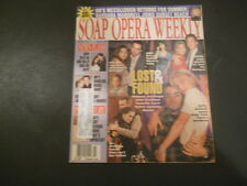 Tuc Watkins, Signy Coleman, Dennis Cole - Soap Opera Weekly Magazine 1997