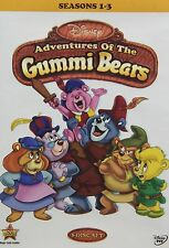 Adventures of the Gummi Bears Season 1 2 3 Collection DVD Set Series TV Show Kid