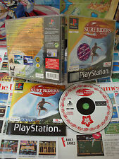 Playstation PS1:Surf Riders [TOP SUNSOFT & 1ERE EDITION] COMPLET - Fr
