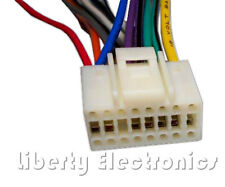 NEW 16 Pin WIRE HARNESS for ALPINE CDE-7853 / CDE-7854 / CDE-7856
