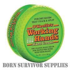 O'Keeffes WORKING HANDS HAND CREAM OKeeffes Moisturiser Dry Cracked & Split Skin