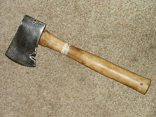 COLLINS Vintage Official Boy Scout Single Bit Axe with Boy Scout Insignia, USA