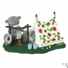 ME TO YOU F1 APRIL FIGURINE GONE CAMPING RRP £60 LIMITED EDITION 41163