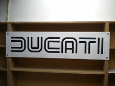 Ducati double line workshop Banner, 750SS MHR 1000, 900 etc