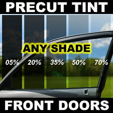 PreCut Window Film for Dodge Ram 3500 4dr Crew 06-08 Front Doors any Tint Shade