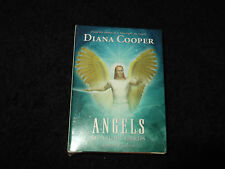 BEAUTIFULLY ILLUSTRATED Diana Cooper ANGELS OF LIGHT Mini Size Angel Cards