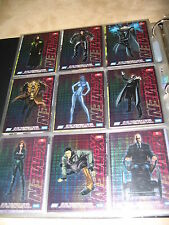 2000 X-Men Movie: Double-Sided Chromium FULL Set #C1 - C10 Hobby Boxes Exclusive