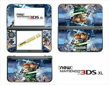 SKIN STICKER AUTOCOLLANT - NINTENDO NEW 3DS XL - REF 198 LEGO STAR WARS