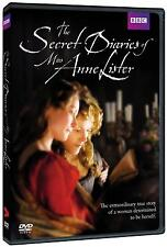 The Secret Diaries of Miss Anne Lister  (DVD) Maxine Peake NEW sold as is