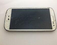 Telefono Samsung Galaxy S3 SCH-R530M NON FUNZIONANTE CON DISPLAY ROTTO
