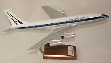AIR RHODESIA BOEING B720 LARGE 1:100 SCALE HANDCRAFTED DESKTOP MODEL