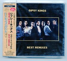 """Gipsy Kings/Best Remixes (Japan 5"""" CD EP/9 Trax/Sealed)"""