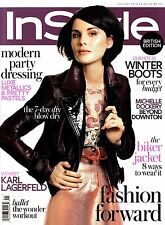InStyle UK January 2014 MICHELLE DOCKERY Hannah Ware ELEANOR TOMLINSON @NEW@