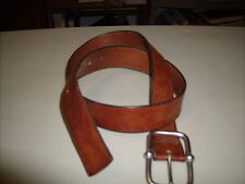 Vintage Authentic Gap Belt - Leather Embossed Womens size S - 32-34