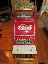 VINTAGE 1931 NATIONAL COCA COLA CASH REGISTER NUMBER 711 RESTORED 5 CENT