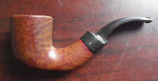 "Vintage Crown 200 Denmark Handmade Estate Bent  Pipe 5 1/2"" Long"