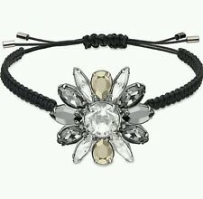 SHOUROUK BLACK BRACELET 2013 SWAROVSKI JEWELRY #5019149