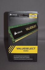 NEW SEALED CORSAIR CMV8GX3M1A1600C11 DDR3 8GB 1600MHz MEMORY 5 YEAR WARRANTY UK