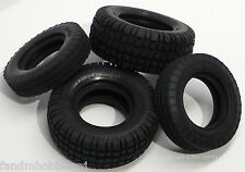 New Tamiya Fast Attack, FAV 4 Tire Set Also for 1:10th Buggy Champ (Rough Rider)
