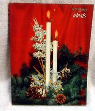 IDEALS MAGAZINE October 1959 CHRISTMAS Issue Vol. 16 No. 4 - RARE