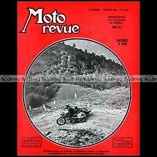 MOTO REVUE N°1201 6 JOURS COURSE CÔTE MAS-RILLIER ISETTA HOFFMANN 250 GP 1954