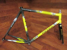 VINTAGE COLNAGO C40 HP B-STAY LUGGED CARBON ROAD BIKE FRAME SET 57