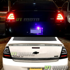 Smoked 2006-2013 Chevy Impala Philips-Led Perform Tail Lights Lamps Left+Right