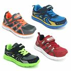 Boys Girls Kids Athletic Light Weight Tennis Shoes Running Sneakers Colors 4556