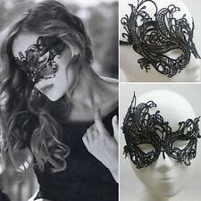 Eye Mask Vogue Lace Venetian Masquerade Ball Halloween Party Fancy Dress Costume