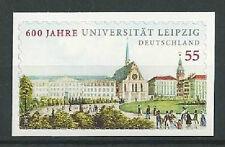 Federal mié. nº 2747 ** (2009) correos frescos (selbstkleb.)/600 años de Universidad de Leipzig