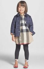 BURBERRY MINI PIRMONT QUILTED COAT JACKET FOR GIRL/BOY SIZE 4Y
