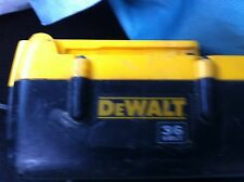 DeWalt 36V BATTERY DE9360  2.2 AH HOLD FULL CHARGER-
