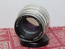 JUPITER 8 lens 50mm f/2  for camera FED ZORKI LEICA M39 Made in USSR