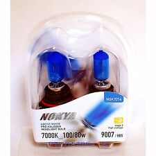Nokya 9007 Arctic White S2 Low Beam Headlight Halogen Light Bulb 1 Pair NOK7214