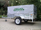 Paxton Countryman Heavy Duty Trailer Cover Tarpaulin - Caged 7ft x 5ft Trailers
